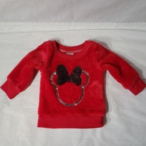 Disney Baby Minnie Fleece Top